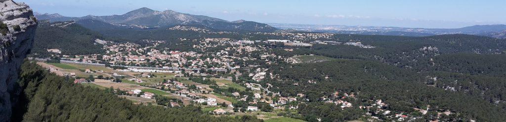 Panorama Roca Fortis