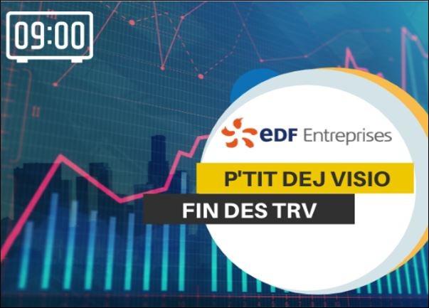 EDF fin du tarif règlementé